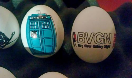 Printed Eggs