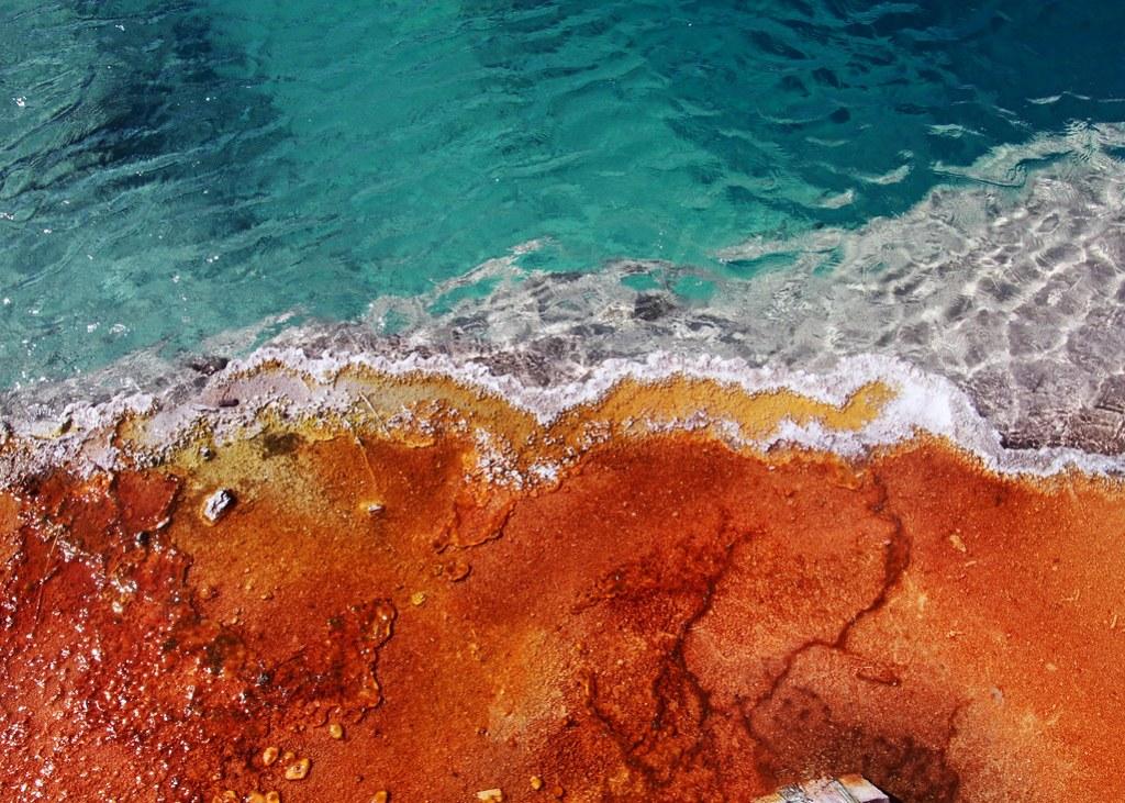 West Thumb Geyser Basin
