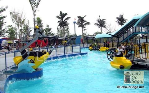 Water Rides