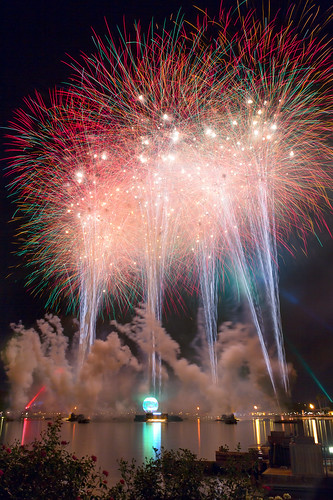 Epcot - 30th Celebration Finale