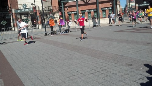 Baltimore finish