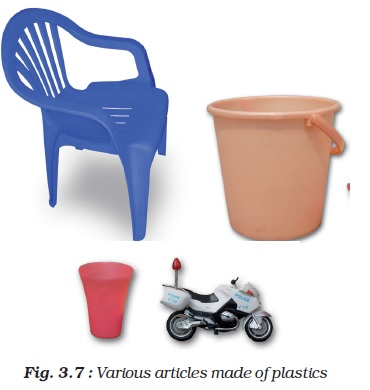 NCERT Class VIII Science Chapter 3 Synthetic Fibres and Plastics