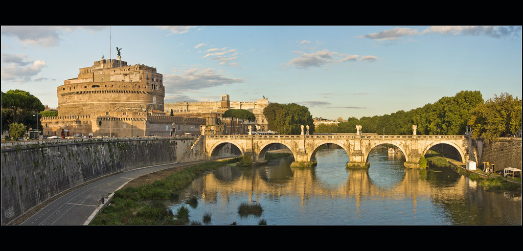 B B 2 Castel Sant'angelo / Castle Of The Holy Angel | Roma