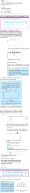 NCERT Class X Science Chapter 12 - Electricity