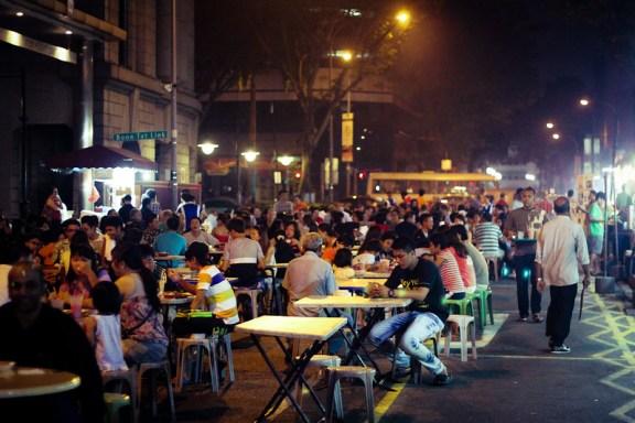 Satay Alley