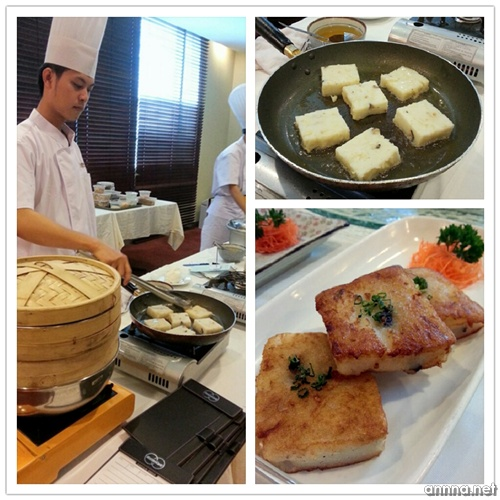 Maju Palace Pan-fried Radish Cake