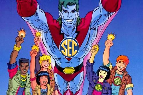 Captain Planet SEC