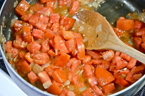 Tomato Cobbler 14