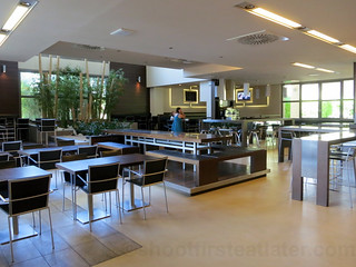 Restaurant at The Mall, Florence-002