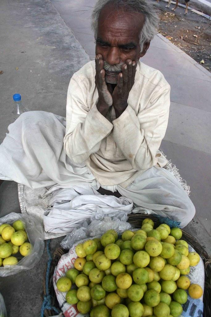 Mission Delhi – Ram Dulare, Parliament Street