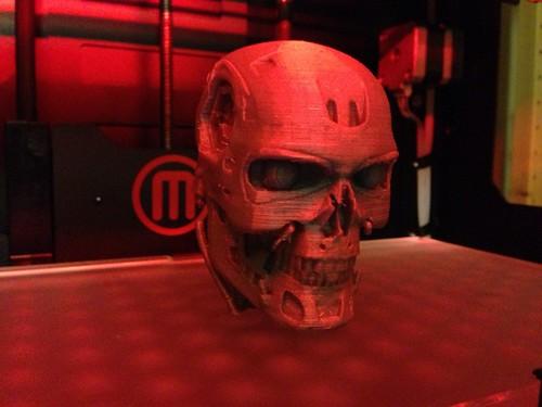 T-800 Terminator Exoskull