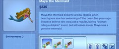 Maya the Mermaid