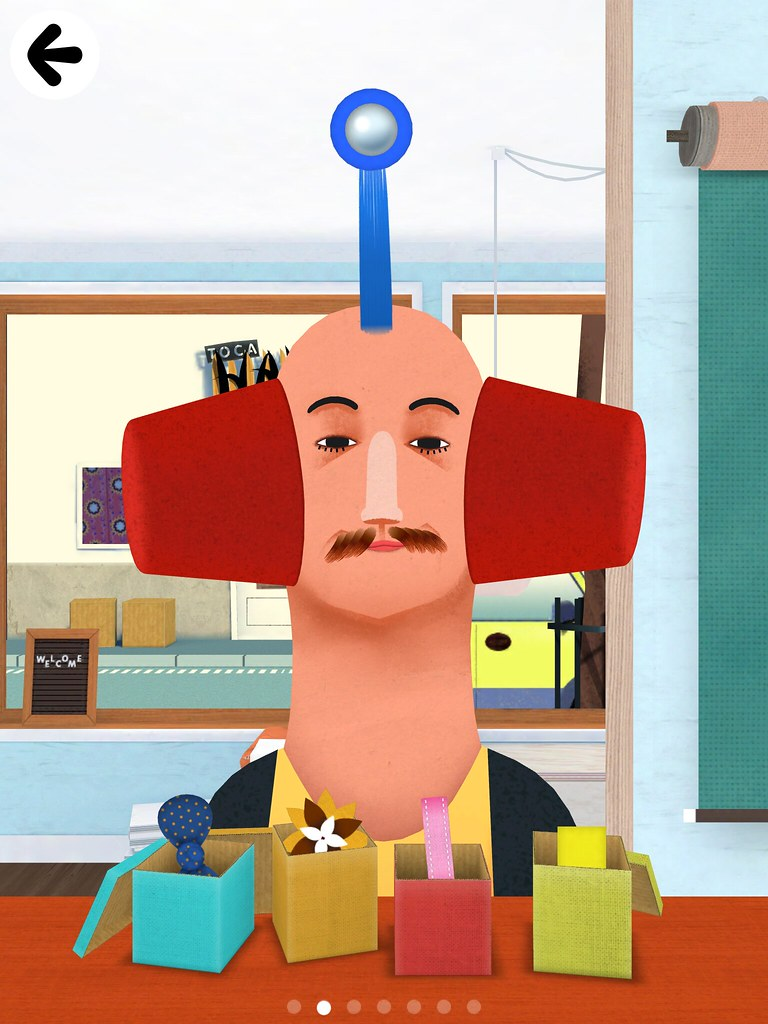 Toca Hair Salon Toca Hair Salon 2 From Toca Hair Salon 2 By Toca Boca Avai Flickr