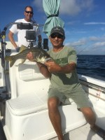 Tampa Snook Fishing