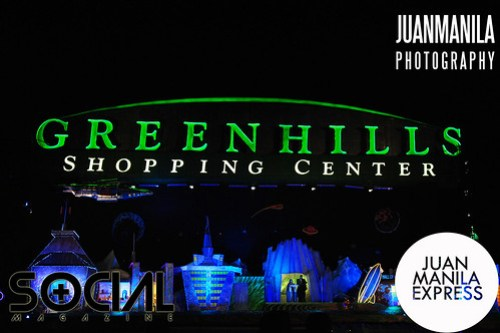Christmas on Planet Greenhills.