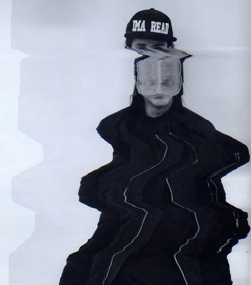 Tuukka13 - Inspiration Mood Board - All Blur and Obscure - Rick Owens