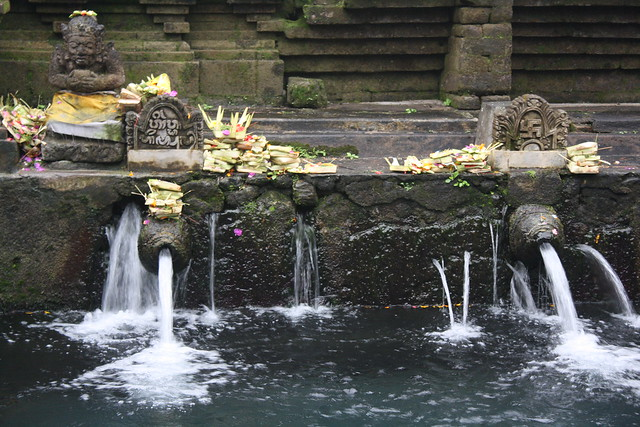 Bathing Temple in Bali
