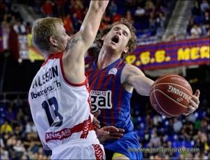 2012/13 FC Barcelona Regal - Assignia Manresa
