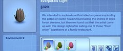 Everpetals Lamp