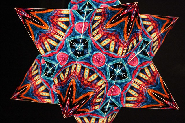 Small Stellated Dodecahedron: Ambrosial Swimming Pool