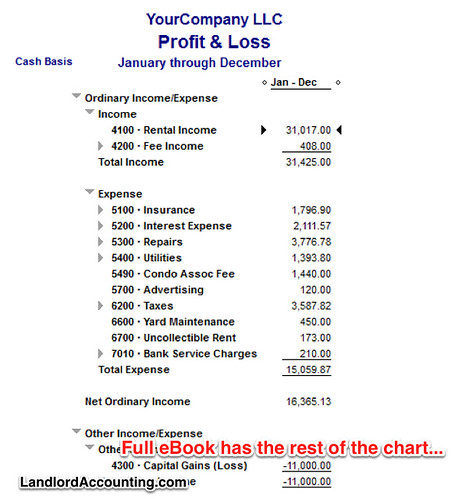 Property Management in QuickBooks QuickBooks Training and How To\u0027s - rent statements template