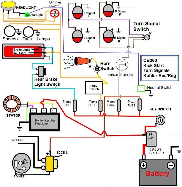 1974 Honda Cb360 Wiring Diagram - 3acemobejdatscarwashserviceinfo \u2022