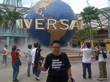 8419674916 cd73a3b561 z Mabok di Universal Studio Singapore Part 1