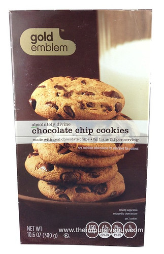 Gold Emblem Absolute Divine Chocolate Chip Cookies