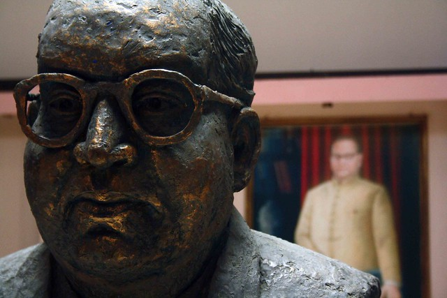 City Monument – Dr Ambedker National Memorial, Alipur Road