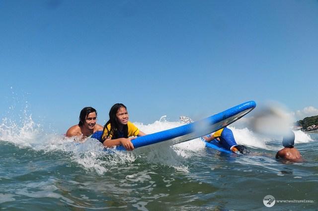 TWO2TRAVEL | La Union | Surfing in San Juan