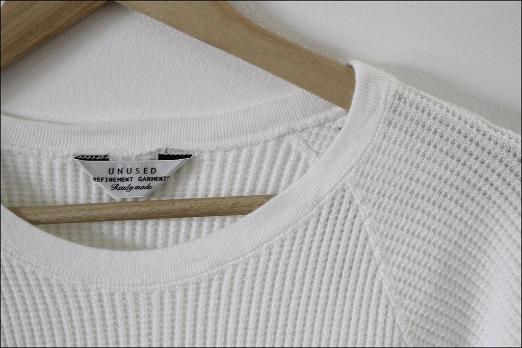 Tuukka13 - New Shirt, Tee, Waffle and Top - Unused Waffle Knit Top - 2