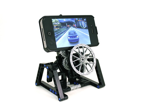 iPhone Gaming Stand