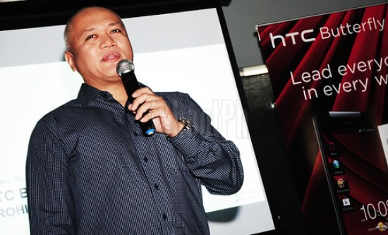 HTC Butterfly Launch. Photos by iShootPh.