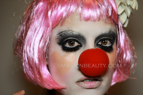Illamasqua Broken Heart Clown