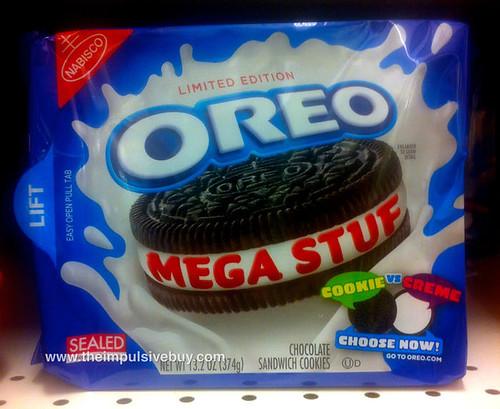 Oreo Mega Stuff