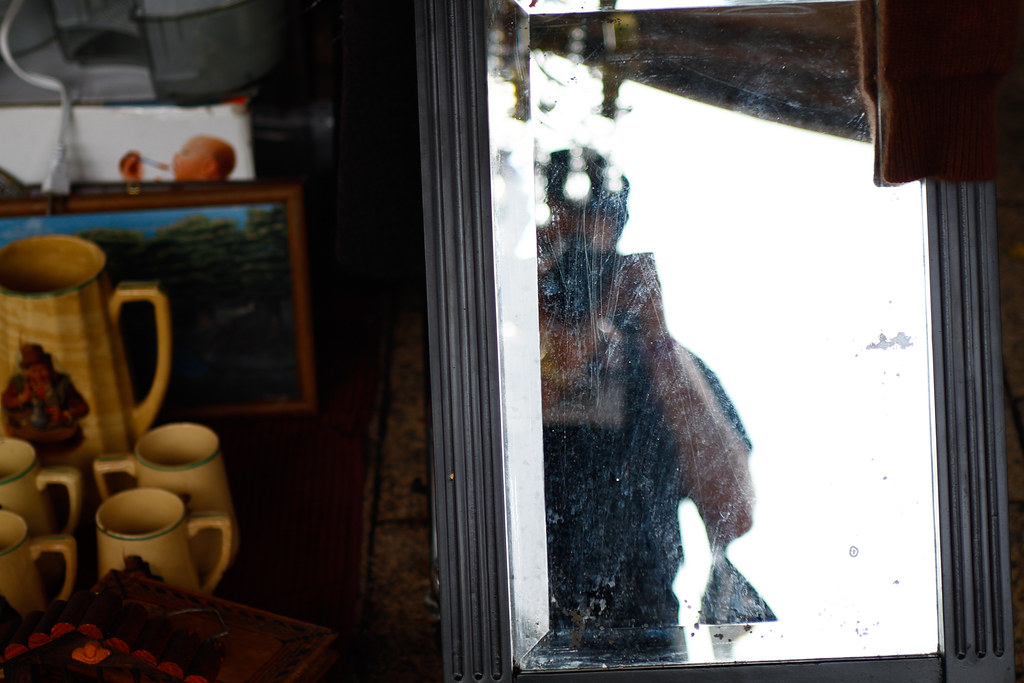 Tuukka13 - REFLECTIONS PHOTO SERIES – SELF-SHOTS ON THE STREETS - Guadalajara, Mexico - 08/2012
