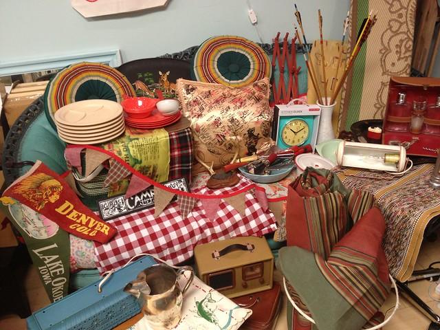 The Vintage Camper Stash She Grows Nest Vintage Modern