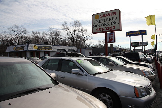 Buy Here Pay Here Car Lots in High Point, North Carolina | - Best Auto ...