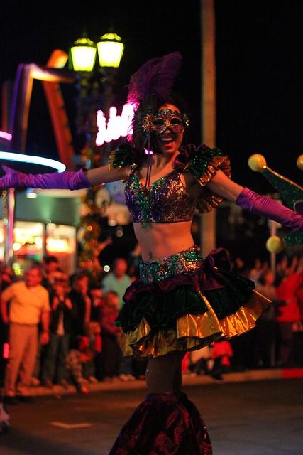 Mardi Gras 2013 at Universal Orlando