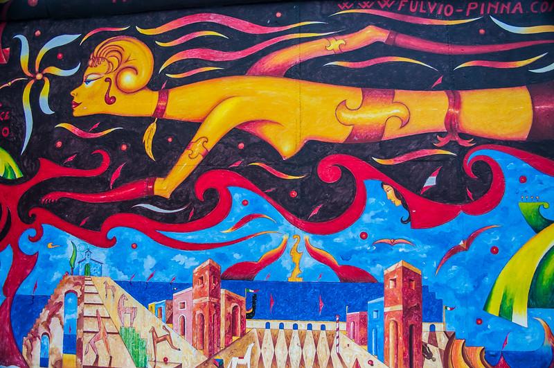Art at the Berlin Wall