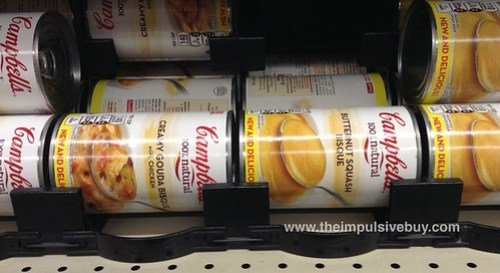 Campbell's Fancy 100% Natural Soups