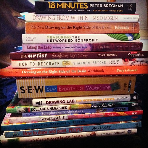 Day 60/365 (2013): February Nonfiction Reads