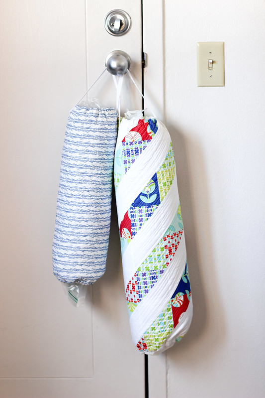Quality Sewing Tutorials Grocery Bag Holder Tutorial From