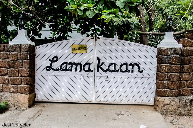 Lamakaan a cultural space in Hyderabad
