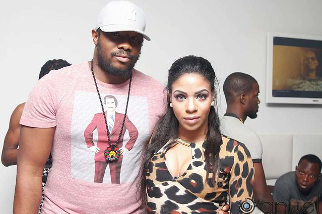 8631618738 818cdb950f z Photos: Ciroc, stars, hot babes and more at Banky W 32nd Birthday party