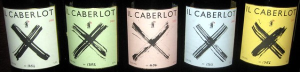 2/6/13 Carnasciale Il Caberlot Dinner at Murray Circle