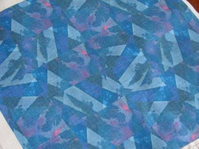 Prism Shards - blue, pink, purple wallpaper - materialsgirl - Spoonflower