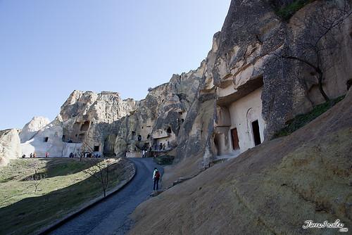 Museo al aire libre Göreme (Turquía)