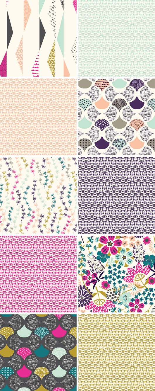 Cloud9 Fabrics: Koi