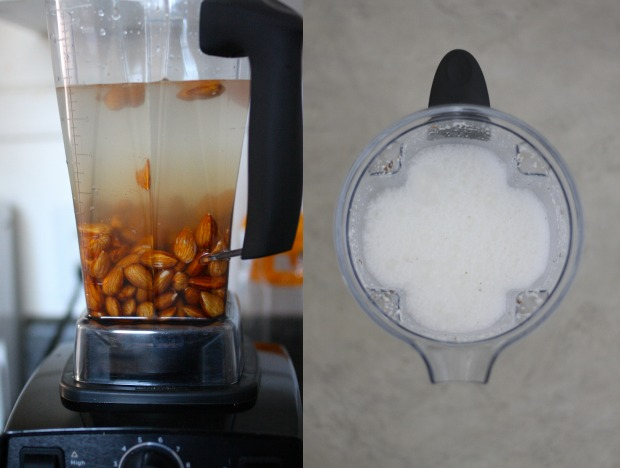 How to Make Homemade Almond Milk - Food Loves Writing / Real Food ...